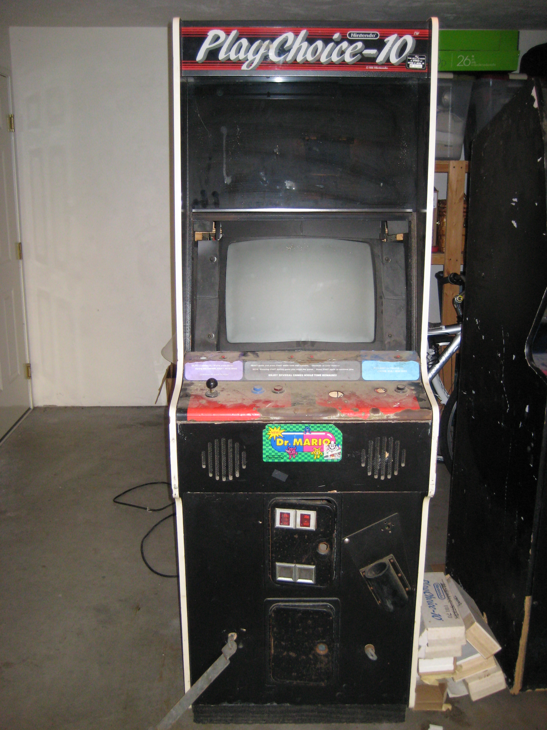 Mark s Mame Arcade Machine